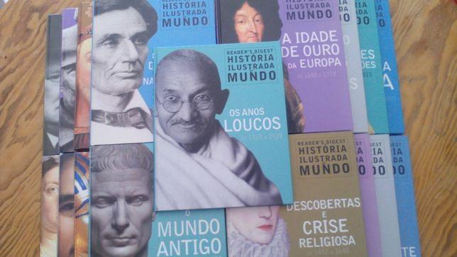 Para Bibliotecas, Colecção História Ilustrada do Mundo