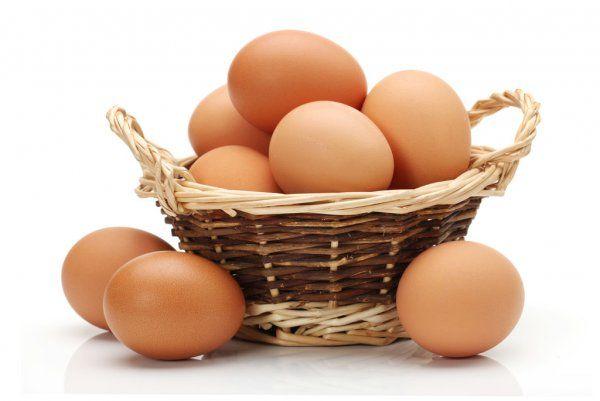 яйца куринные домашние