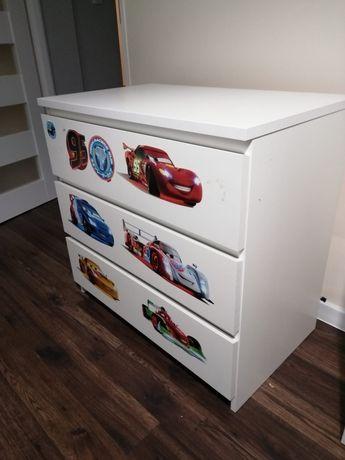Komoda z szufladami Ikea