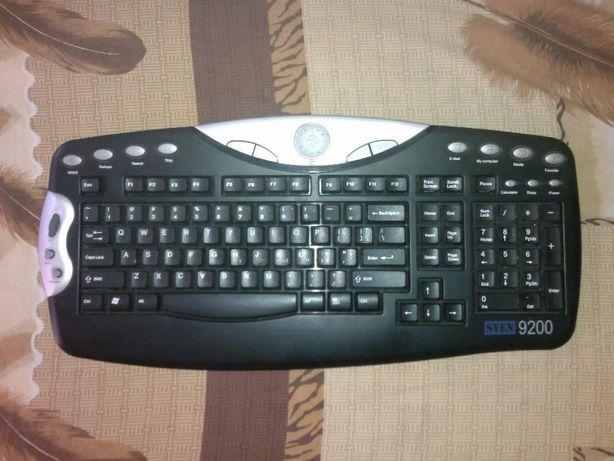 Беспроводная клавиатура sven (свэн) 9200.