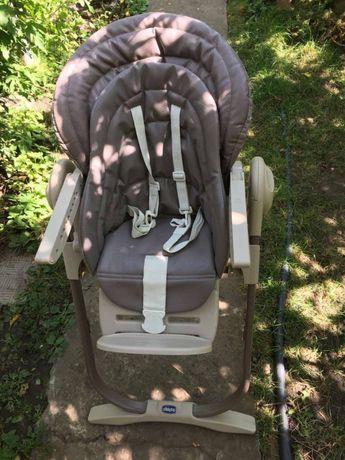 Chicco Polly Magic стульчик для кормления