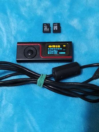 MP 3 плэер с цветным дисплеем