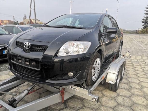 Запчасти б\у Toyota Auris 06-13г 1.4 1.6 бензин , 1.4d дизель