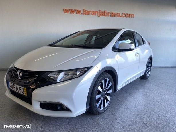 Honda Civic Civic 1.6 i-DTEC Confort 120 cv