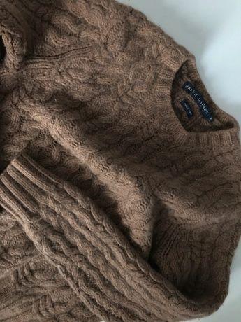 Sweter zimowy Ralph Lauren