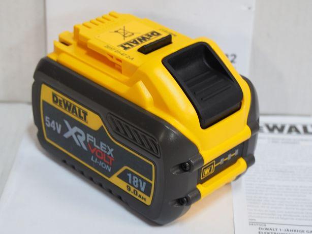 Akumulator DEWALT 54V 9ah do pila młot szlifierka 18v 9ah
