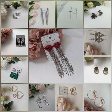 Женская бижутерия, сережки, украшения, аксессуары !!! Опт. Розница.