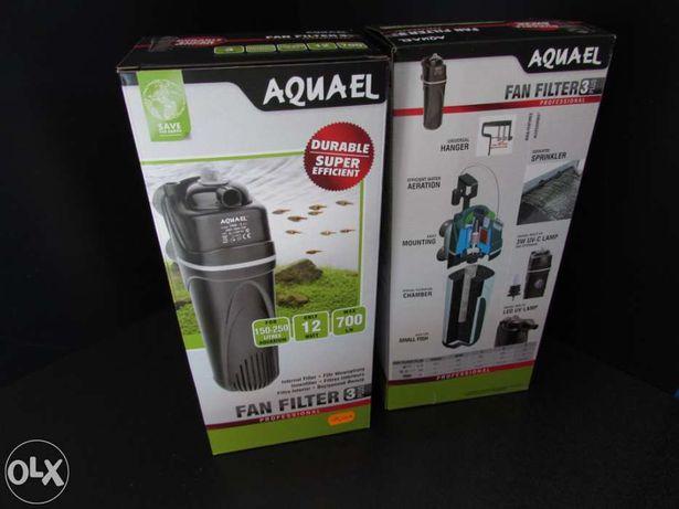 Filtro para aquario aquael novo 700l/h