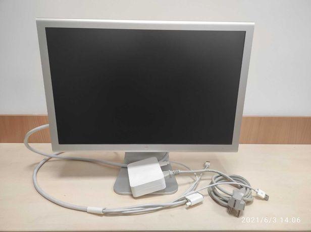 """Монитор 20"""" Apple Cinema Display a1081"""