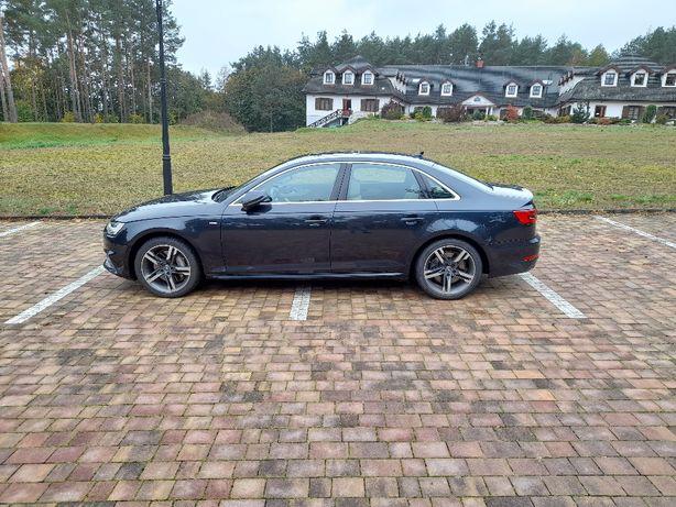 Audi a4 b9 Quatrro S-line