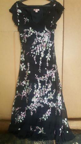 Sukienka midi rozmiar 42