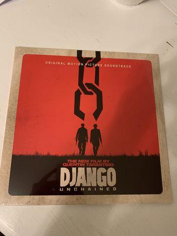 Django Unchained winyl vinyl płyta winylowa Tarantino Quentin