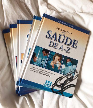 Guia Pratico de Saude de A a Z Colecao completa