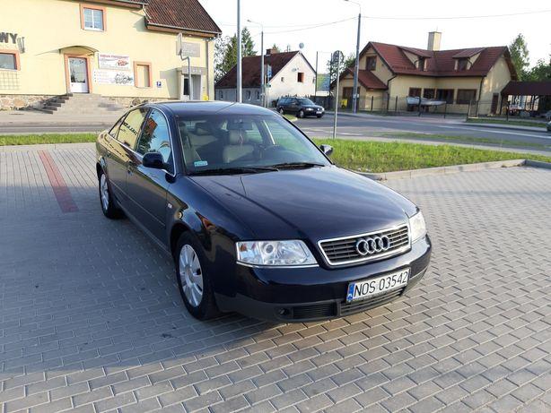 Audi A6 C5 1,8t sedan