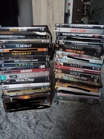 Około 50 filmów DVD w idealnym stanie