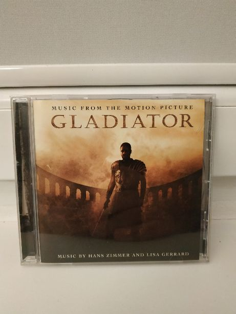 Sprzedam płytę z muzyką Gladiator