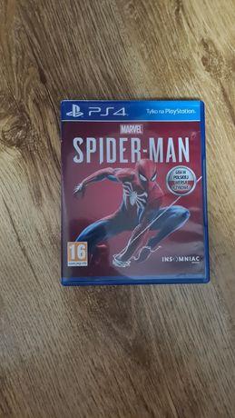 Gra Spiderman PS4