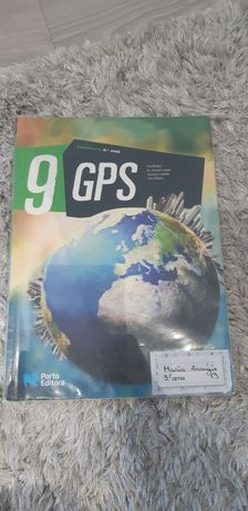GPS- Manual de Geografia- 9° ano