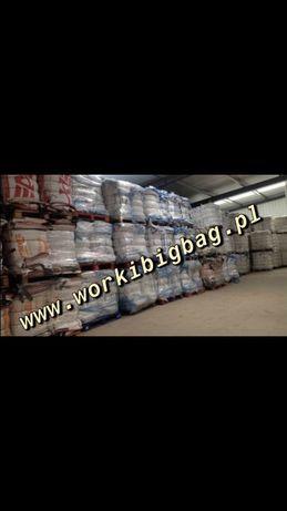 Worki Big Bag Bagi 75/80/129 NAJWIĘKSZY WYBÓR 500kg 750kg 1000kg