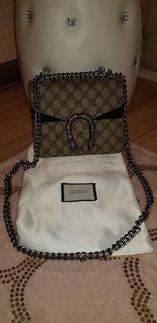 Torebka listonoszka Gucci mini
