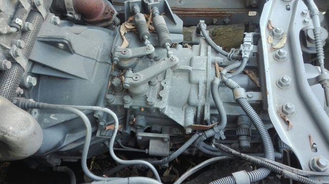 Caixa de velocidades Mitsubishi Canter mo37s6
