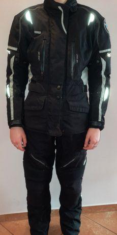 Spodnie i kurtka motocyklowa Modeka