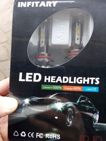 Продам диодные автолампы с 3 цветным изменением света