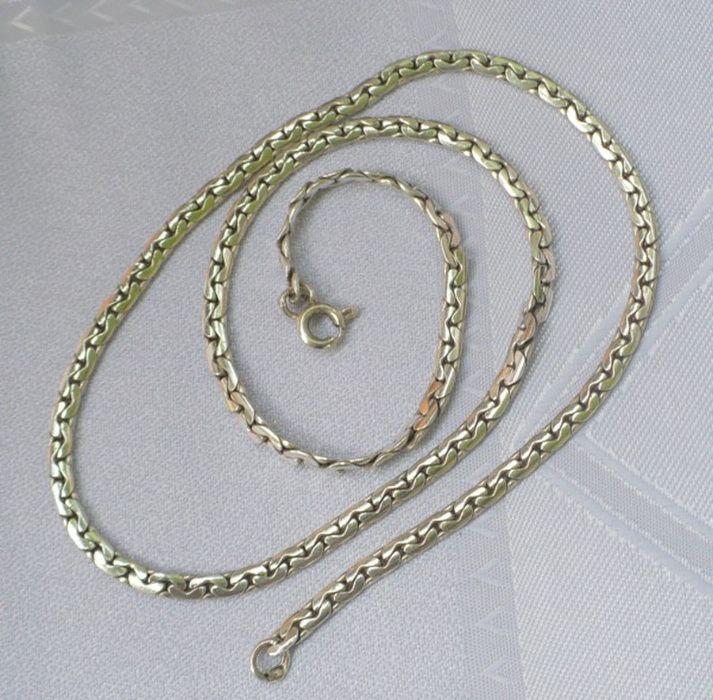 naszyjnik srebrny 14,3 grama Suwałki - image 1