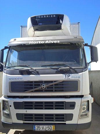 camião Volvo  19 toneladas