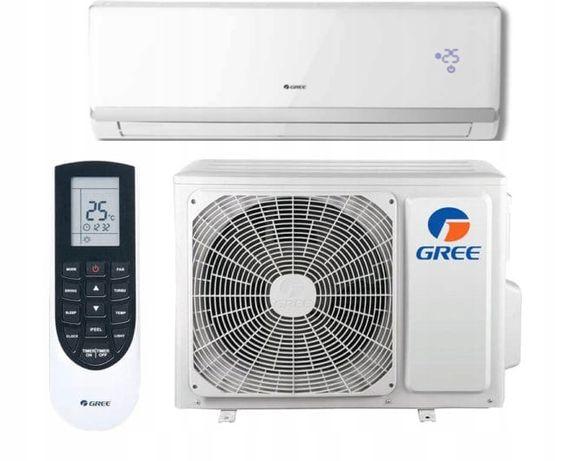Klimatyzator Gree LOMO Eco 3,2kW WiFi KLIMATYZACJA Montaż