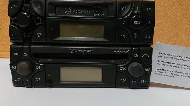 Radio Mercedes Audio 10cd oraz Audio 10 2szt