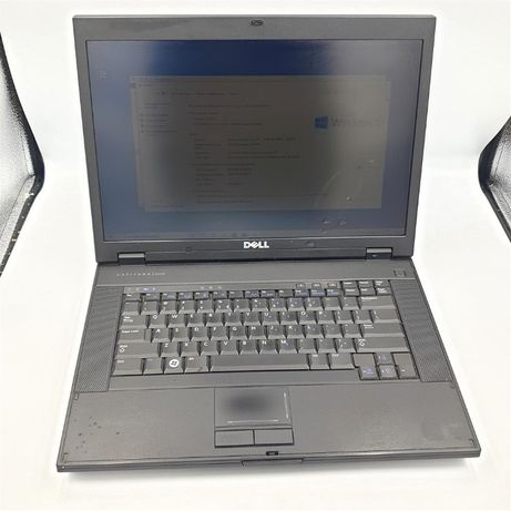 Laptop DELL LATITUDE E5500 Intel duo 4GB 185GB