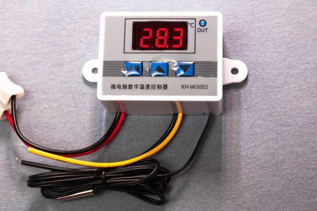 Инкубатор терморегулятор термостат XH-W3002 220V (от -50 до 110)