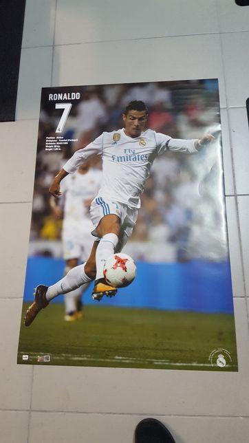 Poster Cristiano Ronaldo Real Madrid
