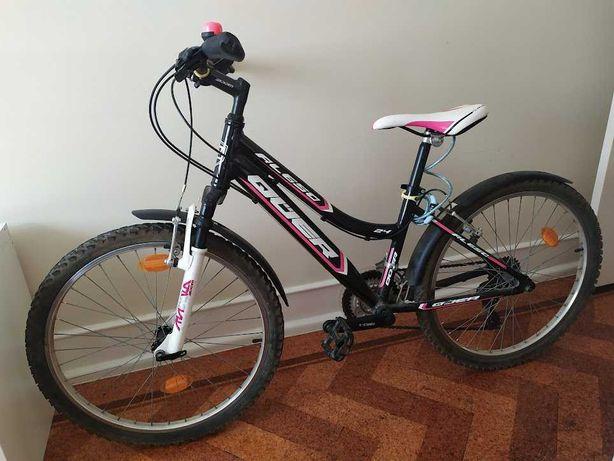 Bicicleta Menina Roda 24 - Impecável
