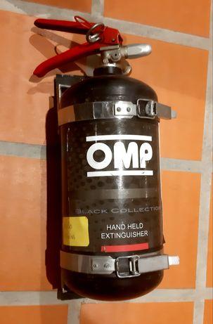 Extintores OMP competição track day