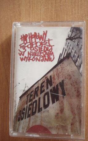 Teren Osiedlowy kaseta