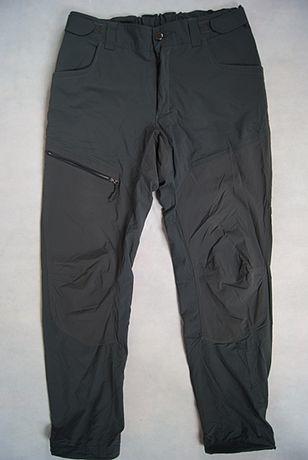 Haglofs ^ Lite Hybrid ^ Climatic ^ spodnie turystyczne męskie ^ S shor