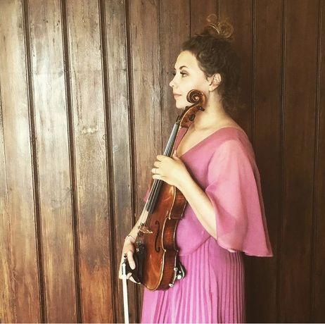 Skrzypce, altówka na ślub - oprawa muzyczna ślubów i innych uroczystoś