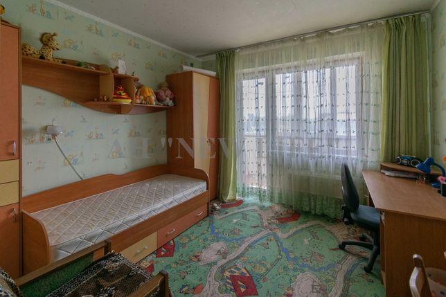 Двухкомнатная квартира ул. Героев Крут. Средний 5-й этаж