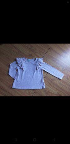 Sweterek Zara dla dziewczynki