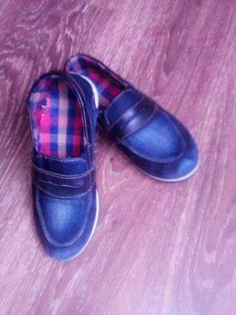 Модні туфельки на хлопчика)