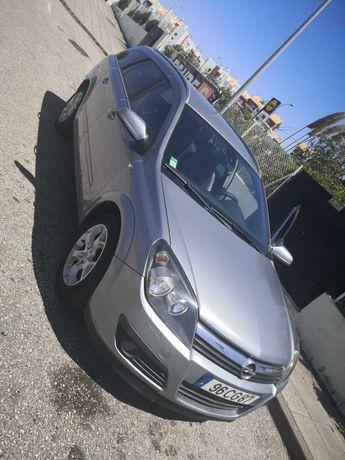 Opel Astra H 1.3cdti 90cv ou troco por carro de 7 lugares