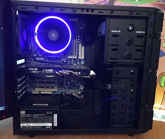 """Игровой компьютер с монитором 19"""" с встроенной камерой"""