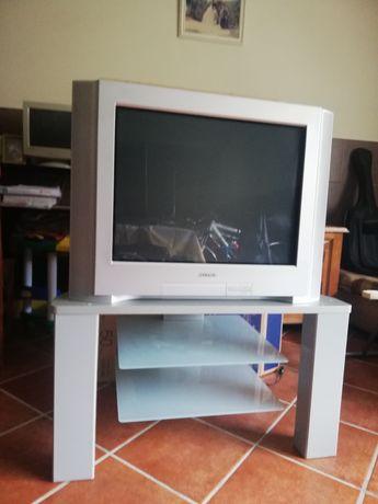 Tv Sony trinitron com móvel