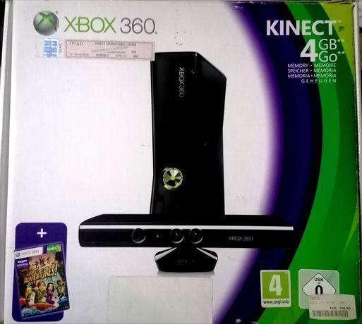 Xbox 360 kinect melhor oferta + portes