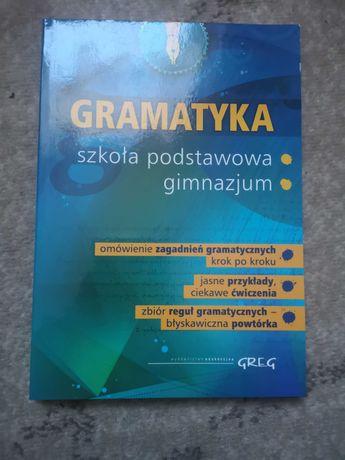 Gramatyka szkoła podstawowa