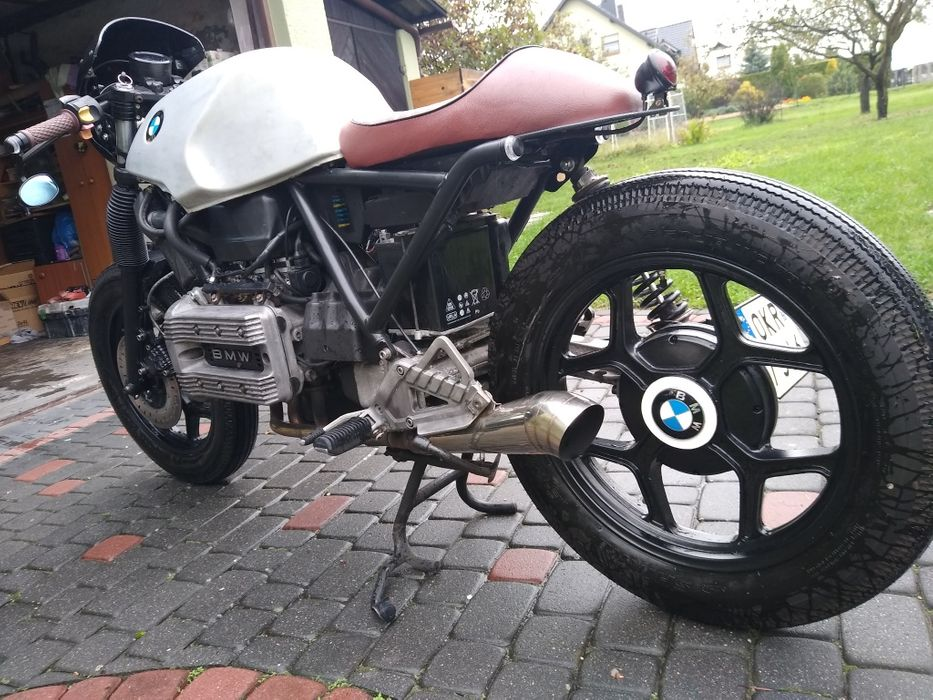 Cafe racer BMW k75 Rozwadza - image 1