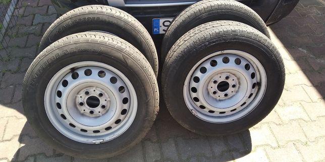 Opony letnie 205/65R16C