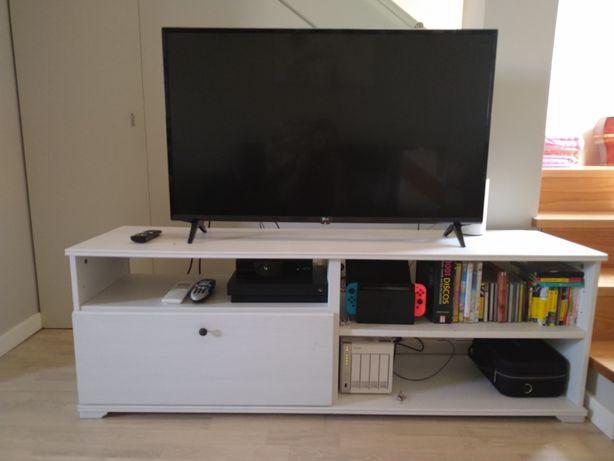 Móvel TV Hemnes Ikea